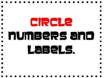 Math Strategies- CUBED!