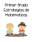 Math Strategies Packet - Spanish Version