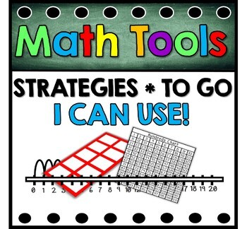 Math Strategies, TO GO!