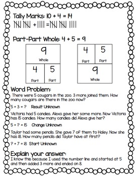 Math Strategies for Solving Word Problems