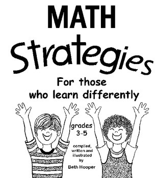 Math Strategies for those who learn differently