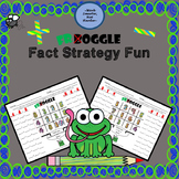 Math Strategies made fun with Froggle