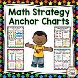 Math Strategy Anchor Charts