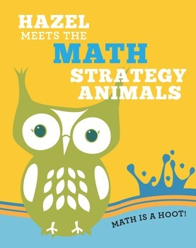 Math Strategy Animal Book and Puppets {Special Education &