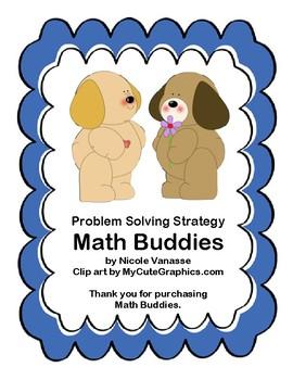 Math Strategy Buddies