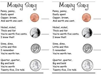 Math Strategy Notebook - Calendar, Time, and Money