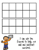 Math Strategy Poster and Mats for Guided Math Centers