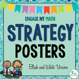 Math Strategy Posters Engage NY 2nd Grade