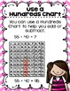 Math Strategy Posters Pack #1 & #2 BUNDLE