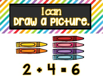 Math Strategy Posters for Primary Grades