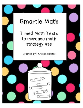 Math Strategy Smartie Math (Supports Common Core)