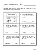 Math Strategy Word Problems - Activities and Worksheets
