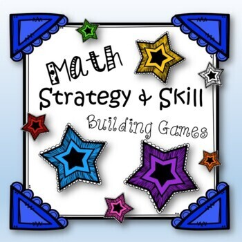 Math Strategy and Skill Building Games