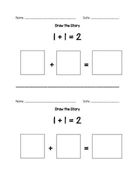 Math Stretches/Warm-Ups for Kindergarten - FREE!