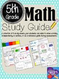 Math Study Guide: 5th Grade