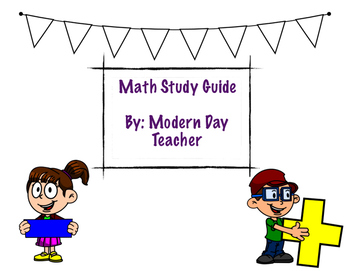 Math Study Guide Addition and Subtraction