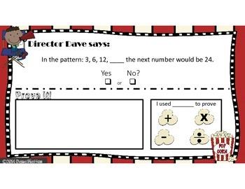 Math SuPeR Stars! Problem Solving Questions: Prove It!