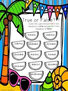 Math Summer Review Packet