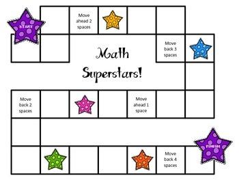 Math Superstars: A Mental Math Addition Game