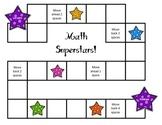 Math Superstars: A Mental Math Subtraction Game