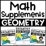 Math Supplements Geometry Bundle