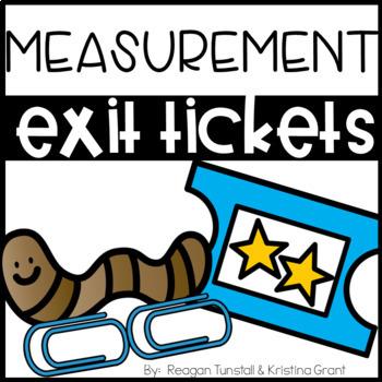 Math Supplements Measurement Bundle