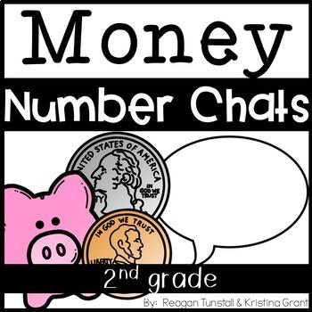 Math Supplements Money Bundle 2nd Grade
