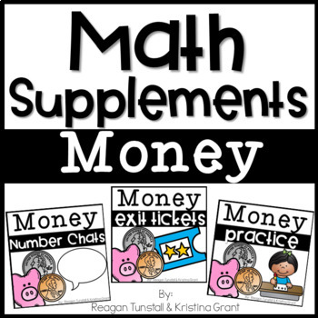 Math Supplements Money Bundle