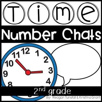 Math Supplements Time Bundle 2nd Grade