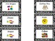 Math Supplies Labels Jungle Animal Print