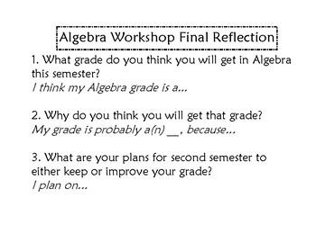 Math Support Final