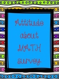 Math Survey