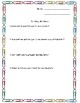 Double Bar Graph Project - French