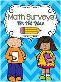 Math Surveys for the Year