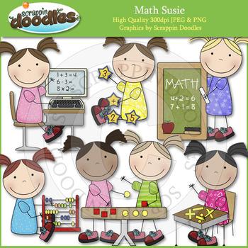 Math Susie & Tommy