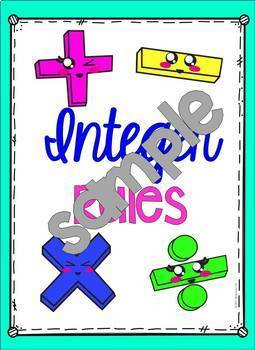 Math Symbol Clipart