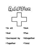 Math Symbol Signs (MADS)