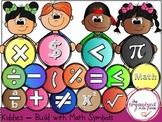Math Symbols - Build a Kiddie