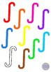 Math Symbols Clip Art Set 3 - Pi, Square Root, Integral, Infinity - 70 Images