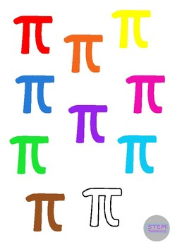 Math Symbols Clip Art Pi Square Root Integral Infinity 70 Images Illustrations