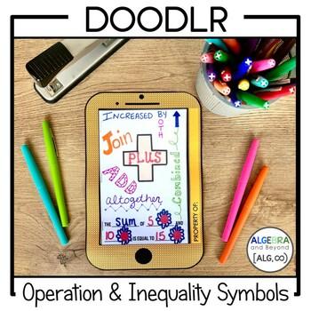 Math Symbols - Doodlr