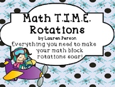 Math T.I.M.E. Rotations