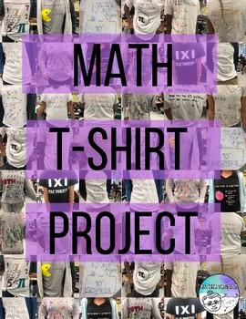 Math T-shirt Project