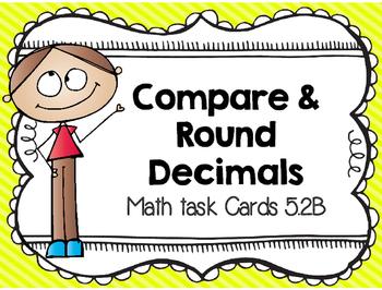 Math TASK CARDS {Readiness Standards} FREEBIE