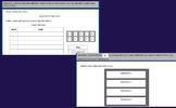 Math TEI Editable Google Slides Templates VA SOL 5th grade Test Prep