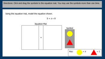 Math TEI Parallel 5th grade VA SOL Questions Google Slides