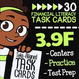 Math TEK 3.9F ★ Identifying Financial Decisions ★ 3rd Grad