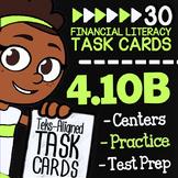 Math TEK 4.10B ★ Calculating Profits Task Cards ★ 4th Grad