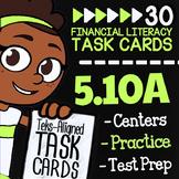 Math TEK 5.10A ★ Understanding & Defining Taxes ★ 5th Grad