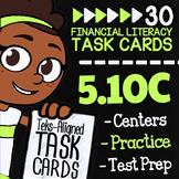 Math TEK 5.10C ★ Different Methods of Payment ★ 5th Grade